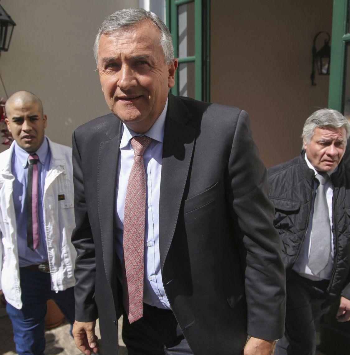Morales rechazó que la detención de Fellner sea una cuestión política