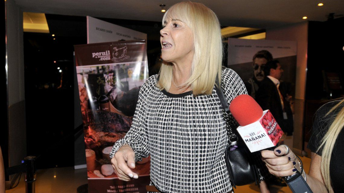 Claudia Villafañe hizo su denuncia a Diego Maradona por violencia psicológica