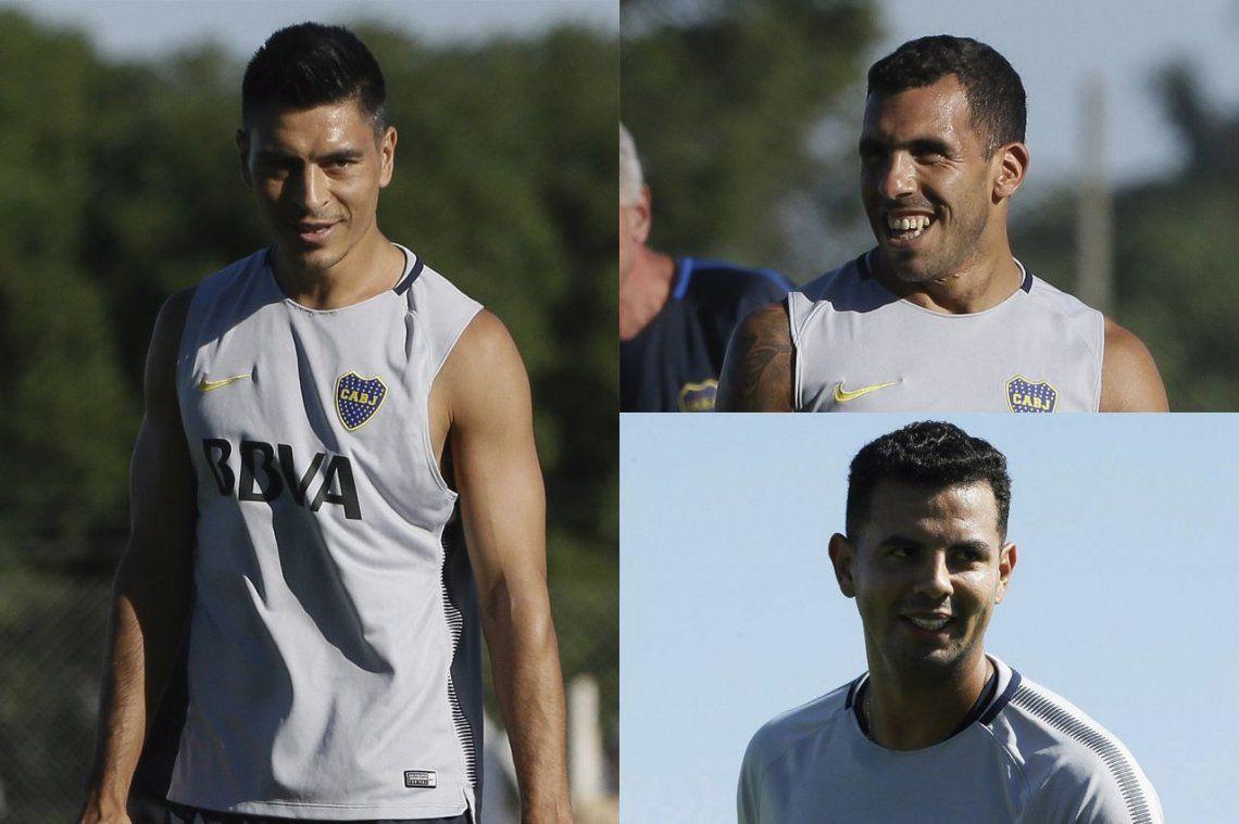 Alerta roja: Goltz, Cardona, y Tevez lesionados en la previa con Independiente