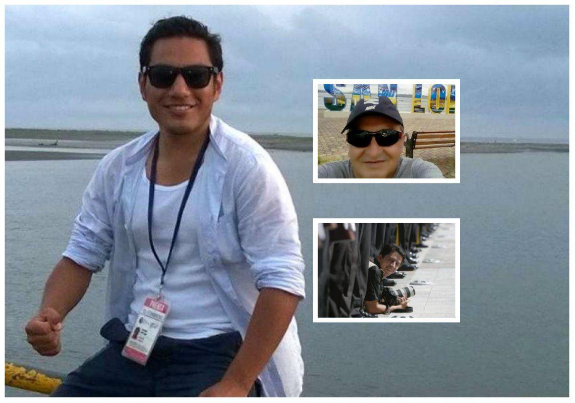 Quiénes eran los periodistas ejecutados por disidentes de las FARC