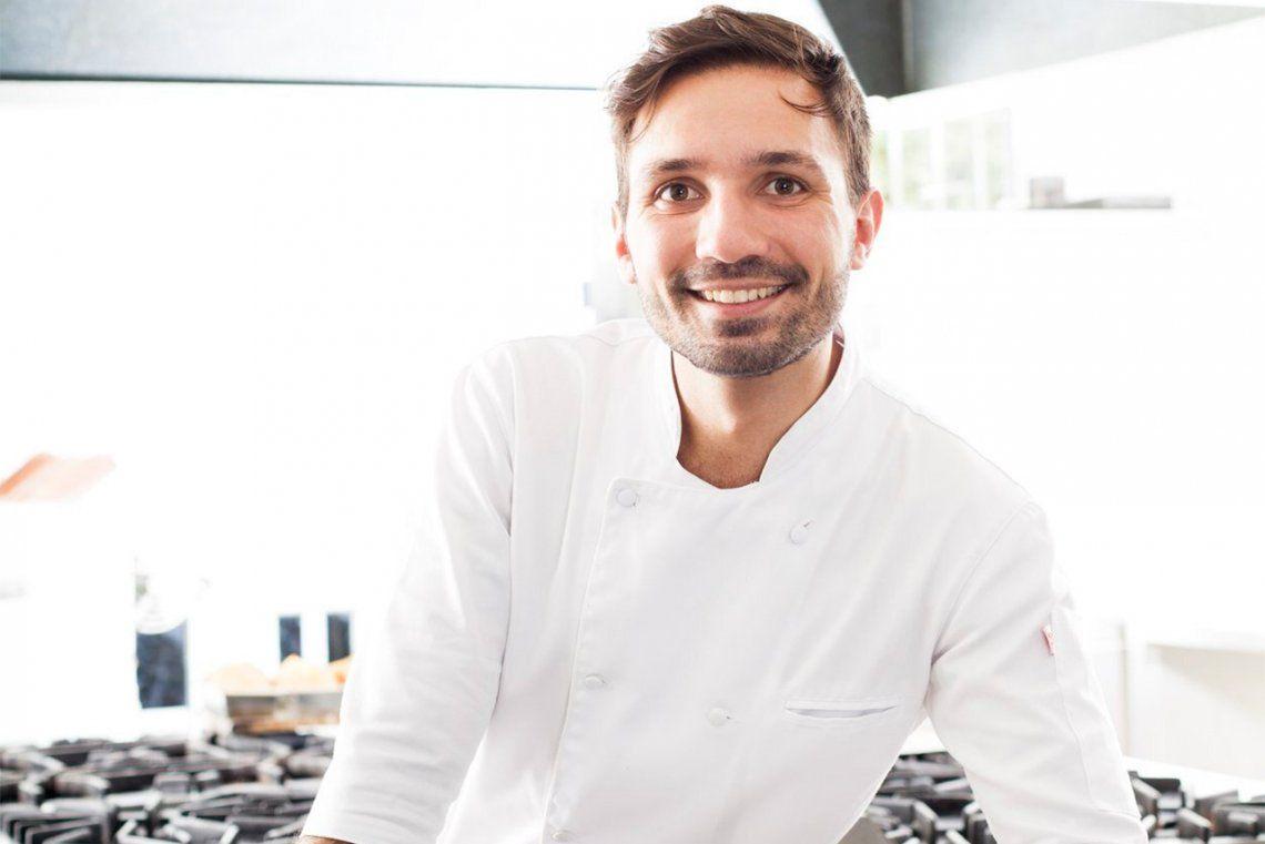 Luciano García, el enamorado de la pastelería