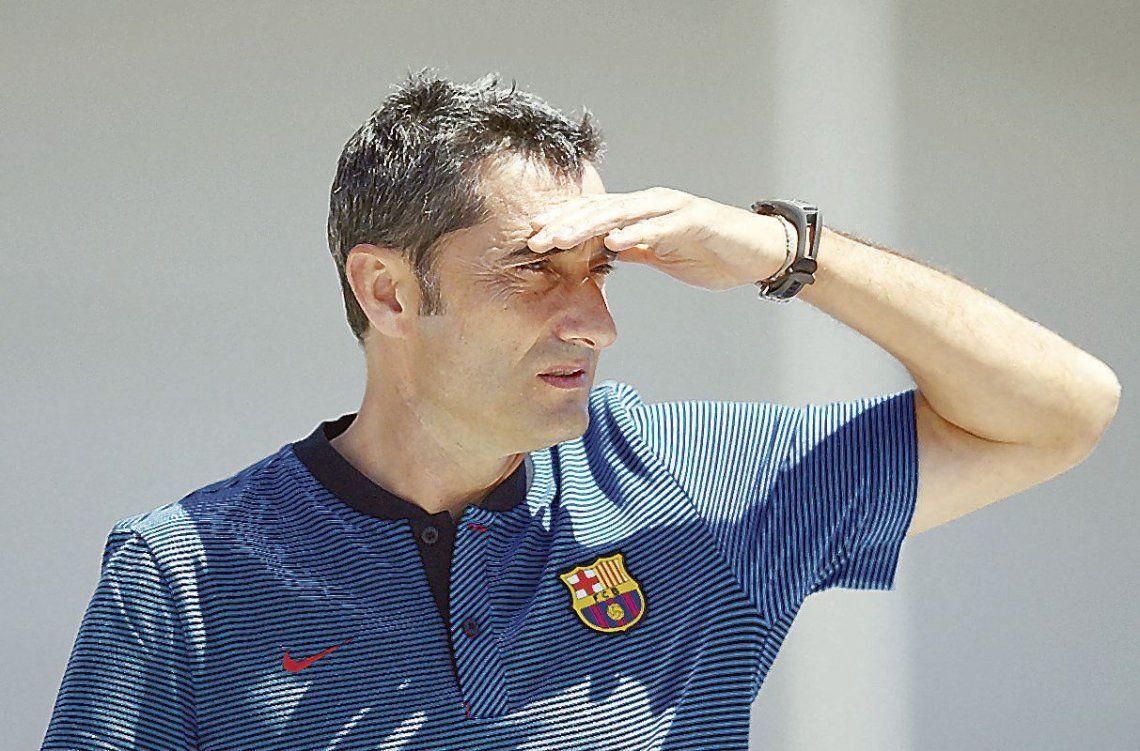 dValverde dice que no hay ningún problema con Messi.