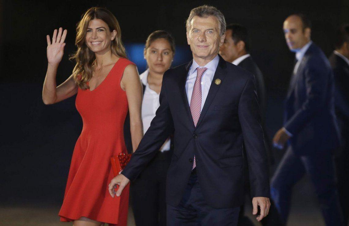Macri  ya está en Lima para la Cumbre de las Américas