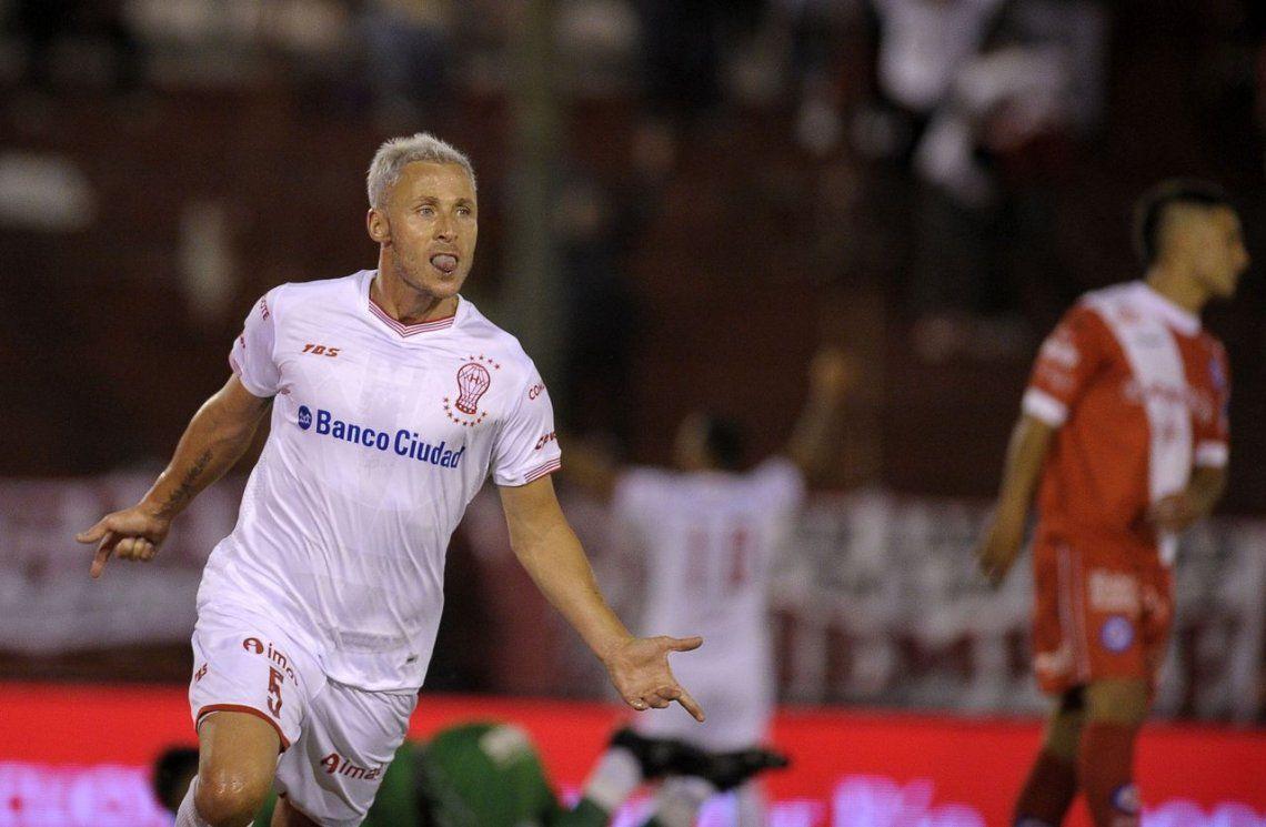 Huracán le ganó a Argentinos y se mete en la zona de la Libertadores