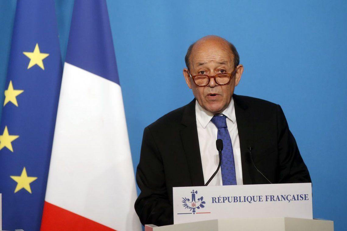 Francia asegura que buena parte del arsenal químico de Siria fue destruido en el ataque