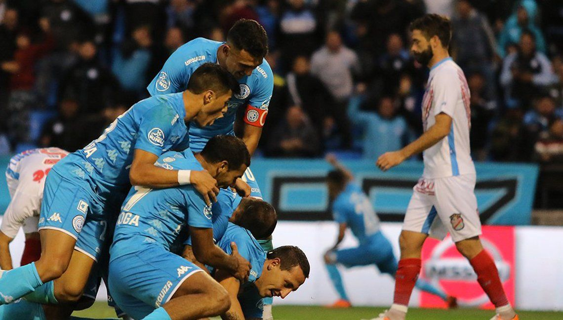 Belgrano se aprovechó de un Arsenal que ya piensa en la B Nacional