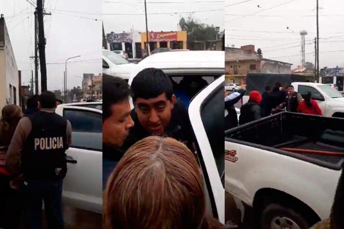 Detuvieron a dirigentes opositores en Jujuy