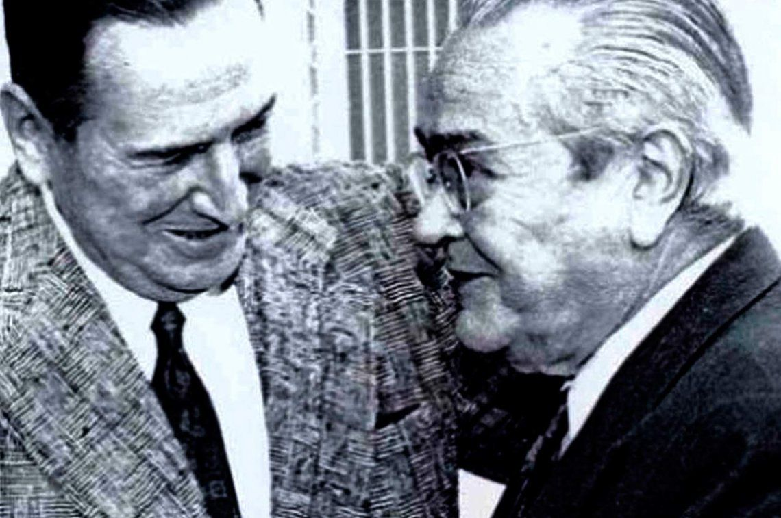 Cuando Perón pensó en Balbín como su sucesor