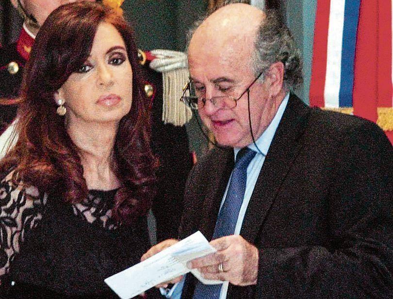 dLos audios entre CFK y Parrilli aceleraron la decisión de legislar sobre esto.