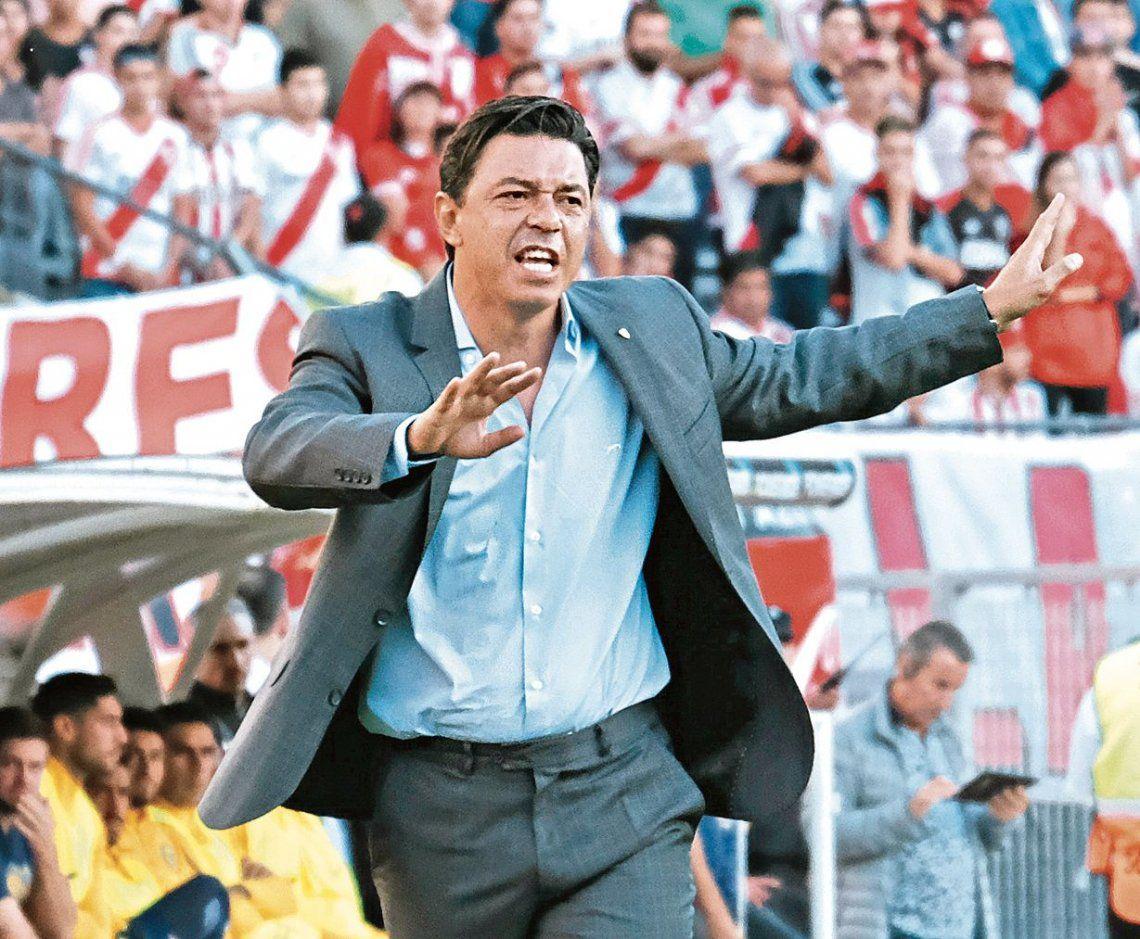 dEl Muñeco Gallardo está conforme con el presente de su equipo