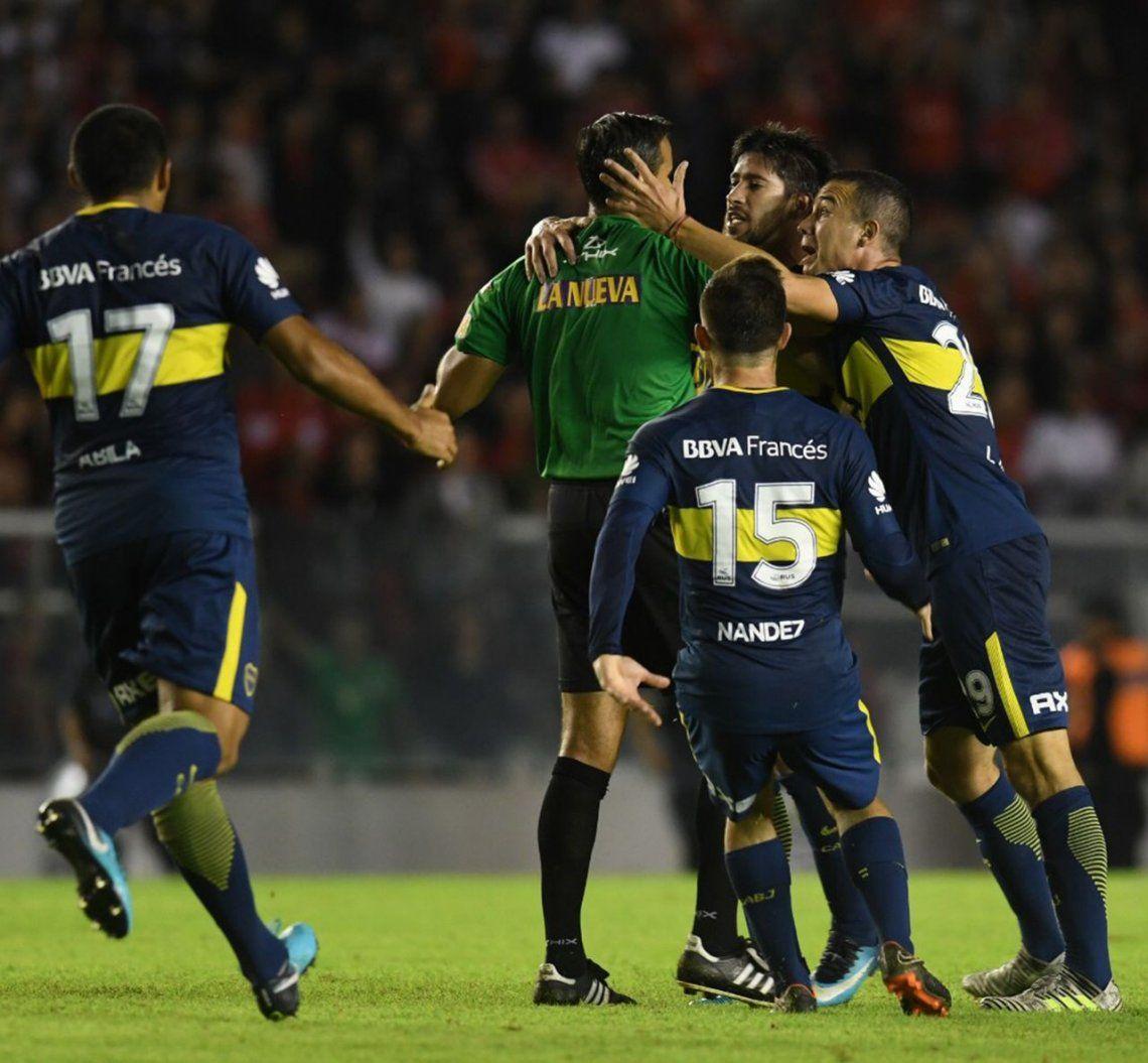 Es una repetición de lo que pasó con River en la Supercopa Argentina