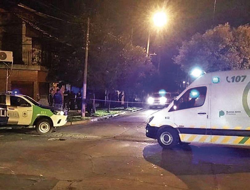 dEl crimen del jubilado ocurrió la noche del sábado en Villa Bosch.