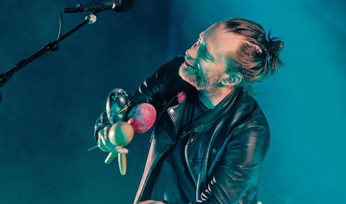 Radiohead estremeció Tecnópolis con gran sonido