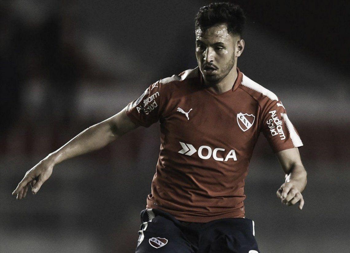 Sánchez Miño, un lateral a la brasileña