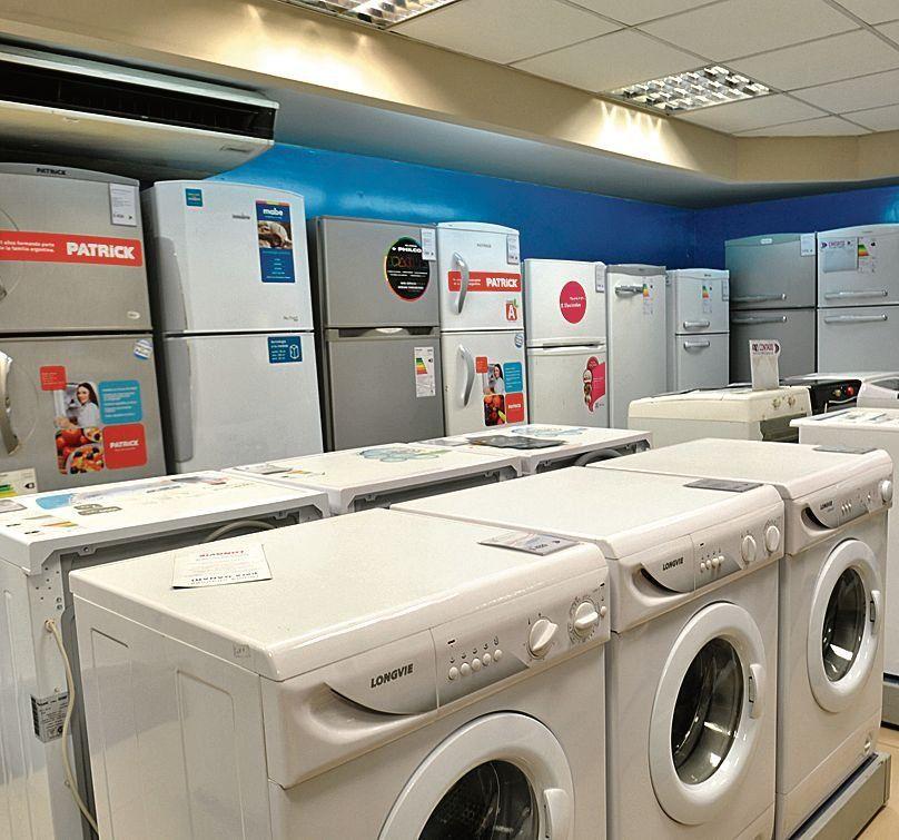 Cae la producción local de electrodomésticos