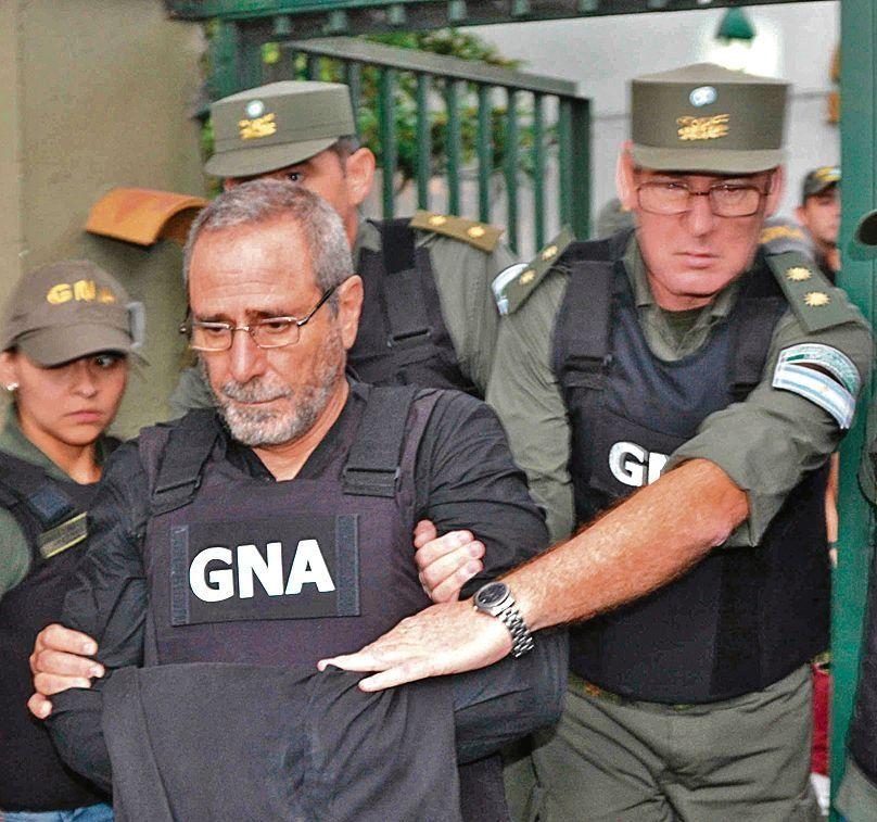 dRicardo Jaime lleva dos años detenido de manera preventiva en Ezeiza.