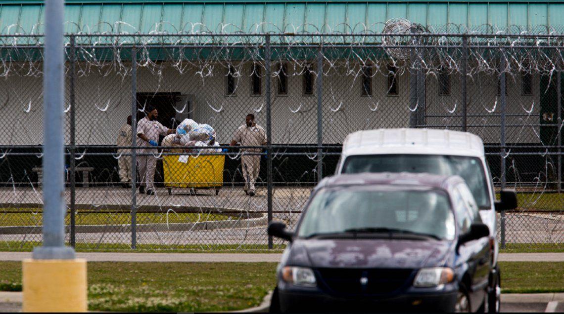 Trágico motín en una prisión de Carolina del Sur