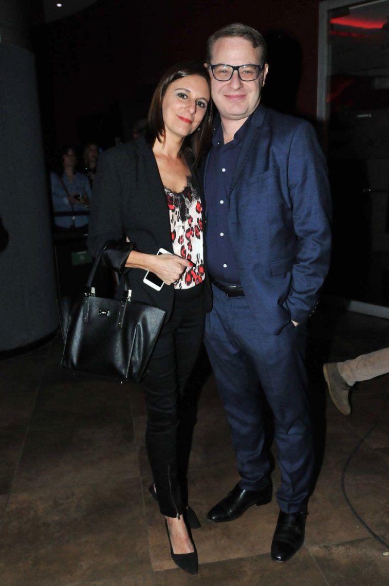 Las fotos de la Avant Premiere de la nueva película de Luisana Lopilato