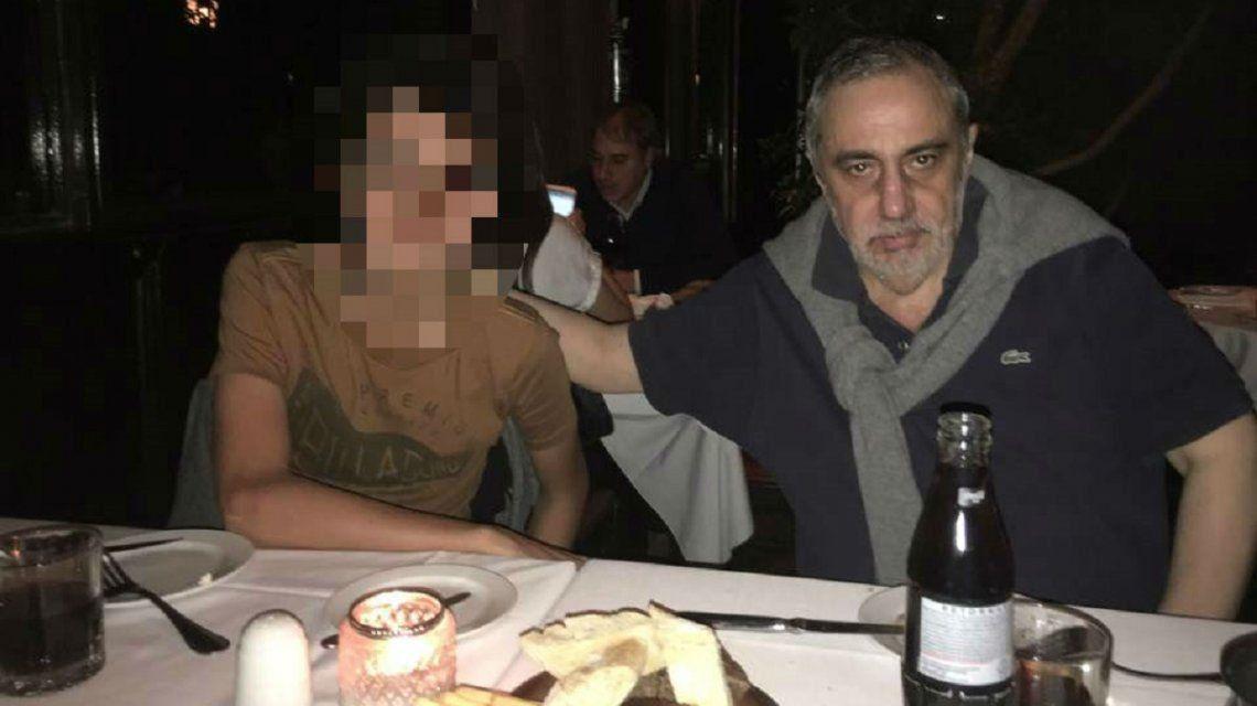 Internaron al ex presidente de River José María Aguilar por un brote psicótico