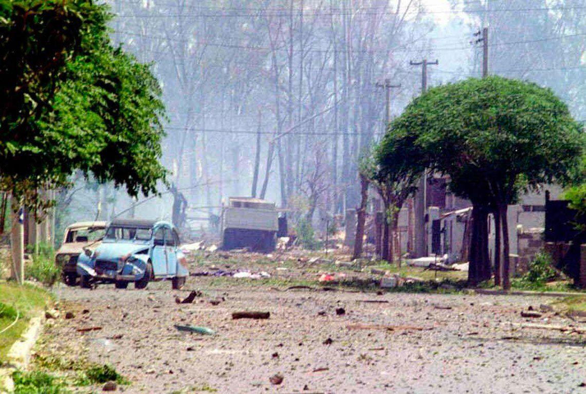Tras 22 años, indemnizarán a los afectados por la explosión de Río Tercero