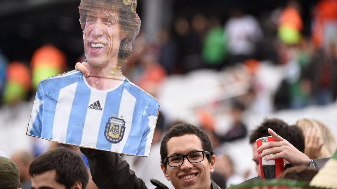 Mundiales | La leyenda de la desgracia de Mick Jagger: ¿cómo arrancó?