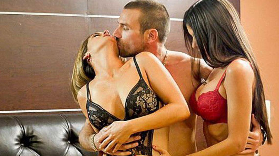 Los tríos sexuales: que la fantasía no se choque con la realidad