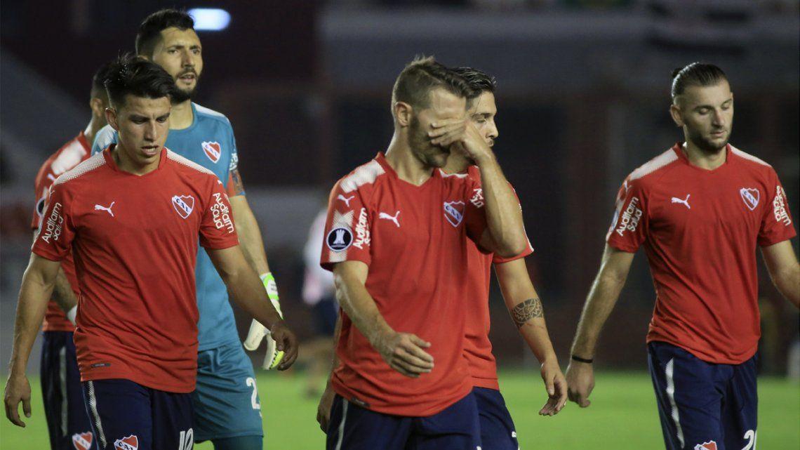 Copa Libertadores| Una noche negra para el Rojo y de esperanzas para Tucumán