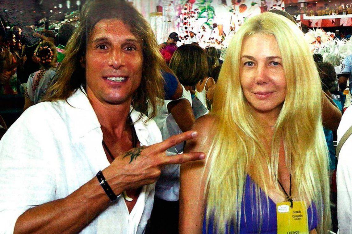 Claudio Caniggia: No estoy separado de Mariana