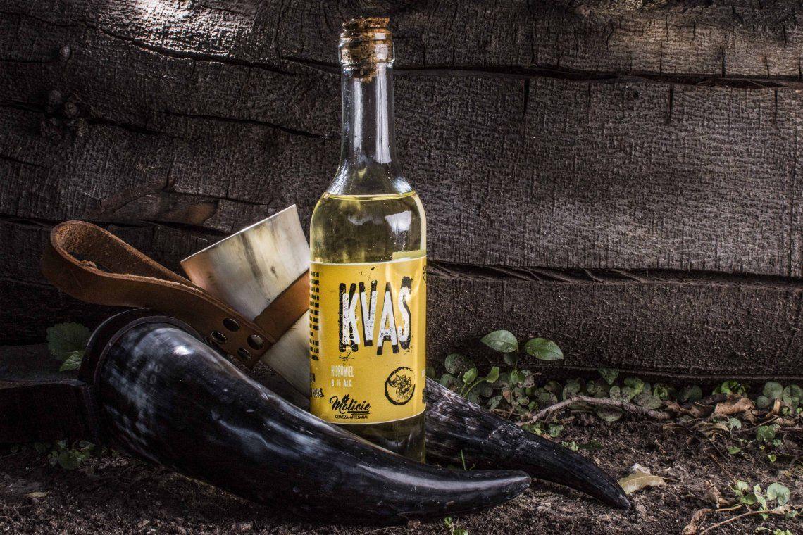 Hidromiel artesanal regará una noche vikinga en Longchamps