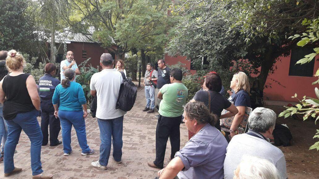 Acuerdan suba del 17% para municipales de Esteban Echeverría