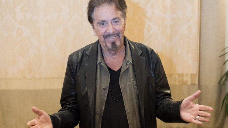 Mano a mano exclusivo con Al Pacino: Paterno es una historia perturbadora
