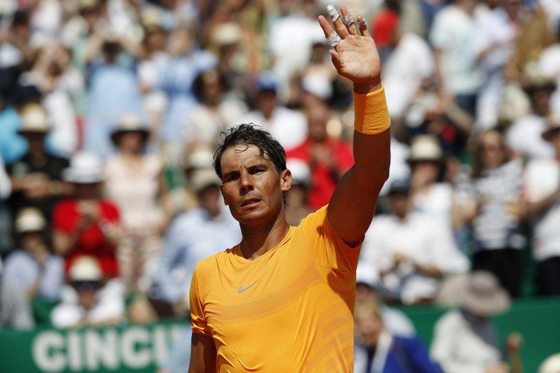 Nadal continúa su reinado en Montecarlo: le ganó la final a Nishikori