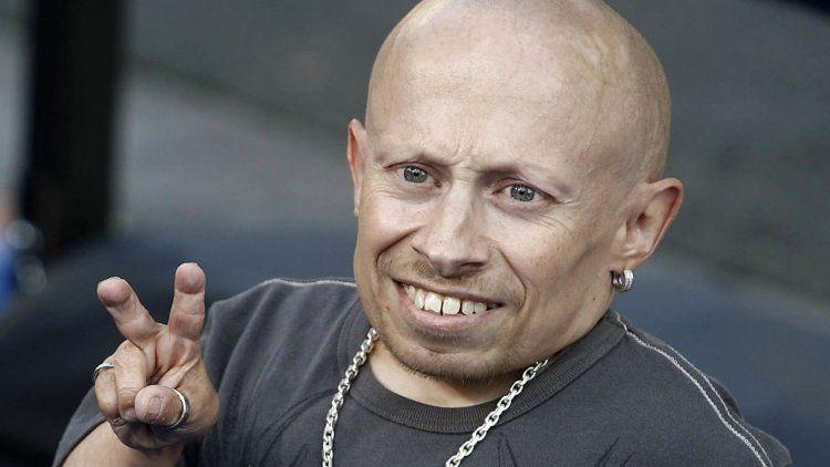 Murió Verne Troyer, el actor que hizo a Mini Me en Austin Powers