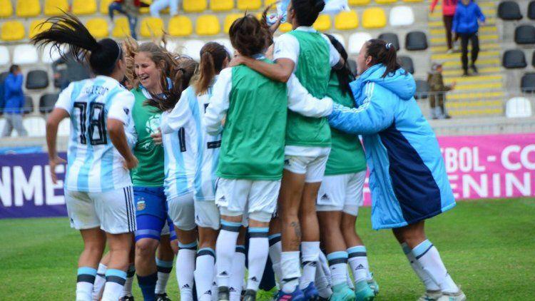 Vivo | Las chicas de la Selección Argentina van por el Mundial