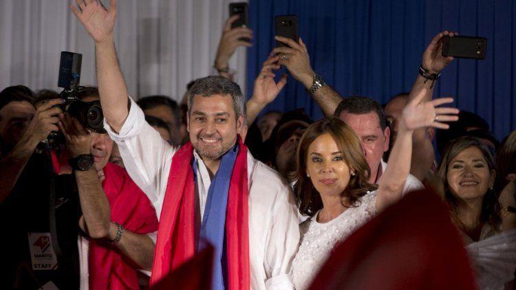 Mario Abdo Benítez ganó las elecciones y es el nuevo presidente de Paraguay