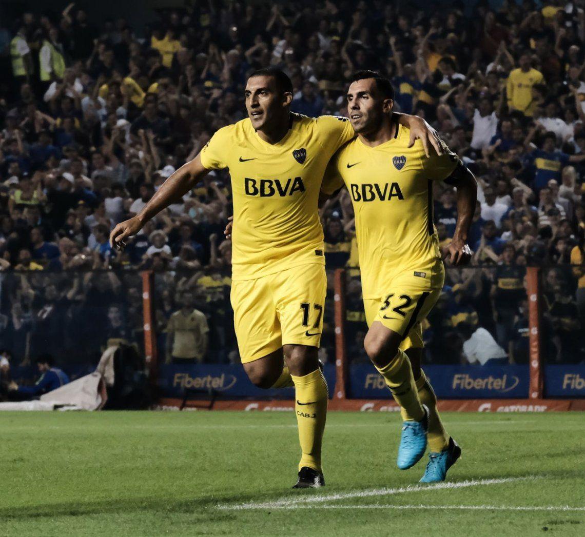 Boca, con Tevez y Ábila adentro, a matar o morir en la revancha entre Boca y River por la Copa Libertadores