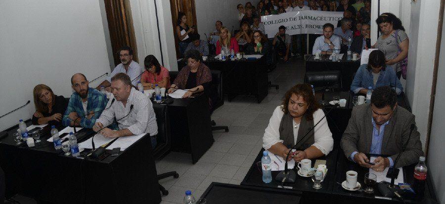 Declaran la emergencia de tarifas en Almirante Brown