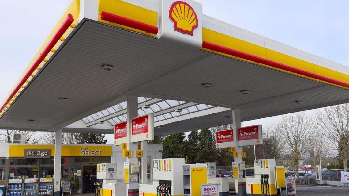 Desde esta madrugada, Shell aumentó la nafta premium