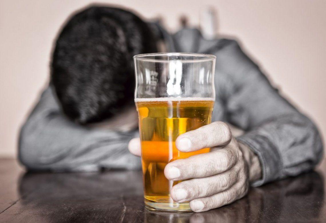 La hipertensión por consumo de alcohol