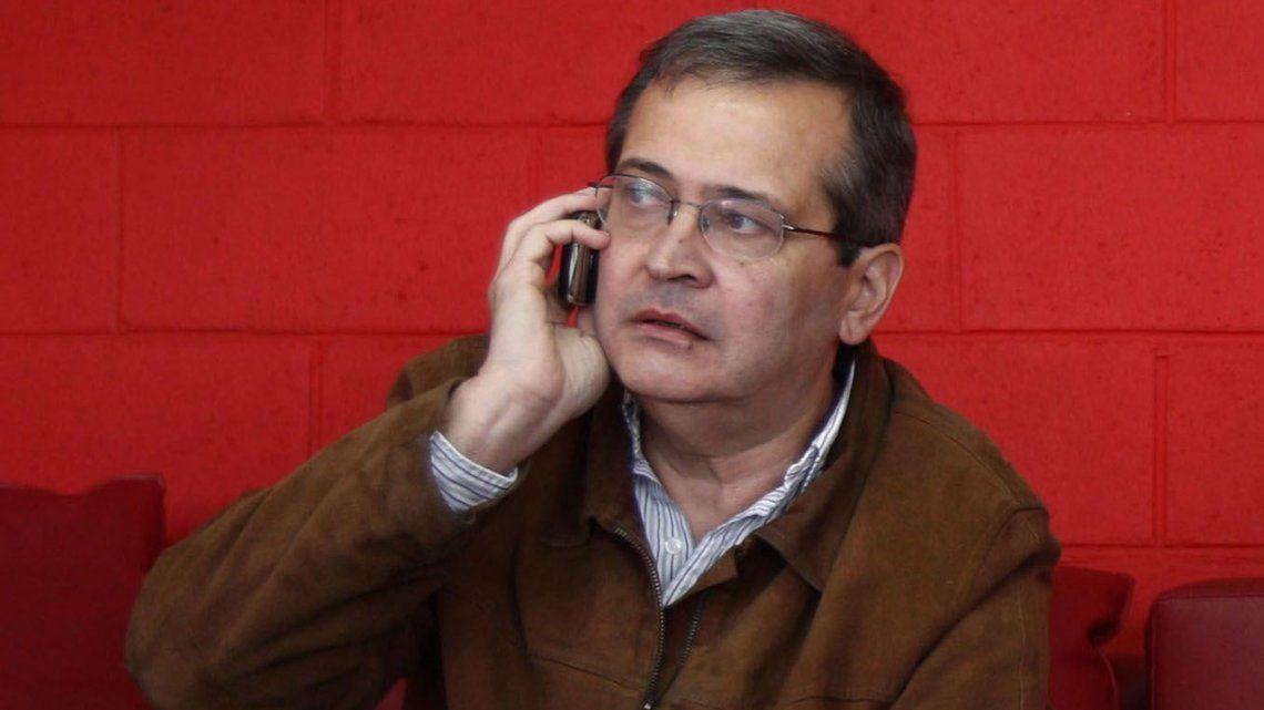 Javier Cantero estalló contra los Moyano tras su expulsión como socio de Independiente: Quiero defender mi honor