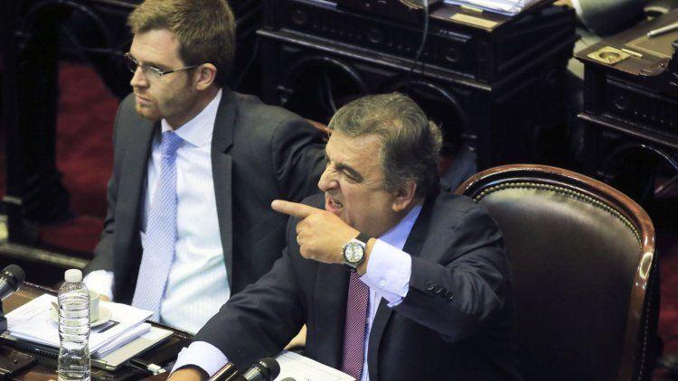 La respuesta de Negri a Kicillof en medio del debate por las tarifas