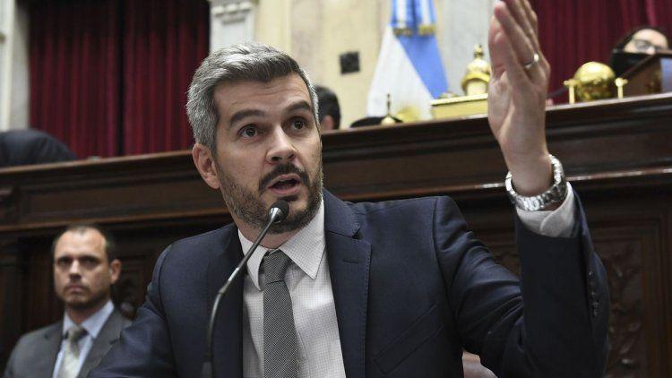 Vivo | Marcos Peña expone en el Senado y se espera un cruce con Cristina