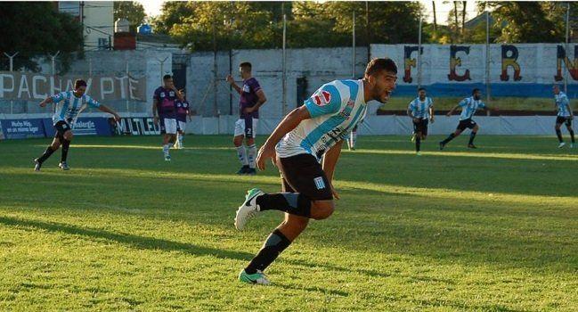 Coselli, un gran goleador nacido en Laferrere