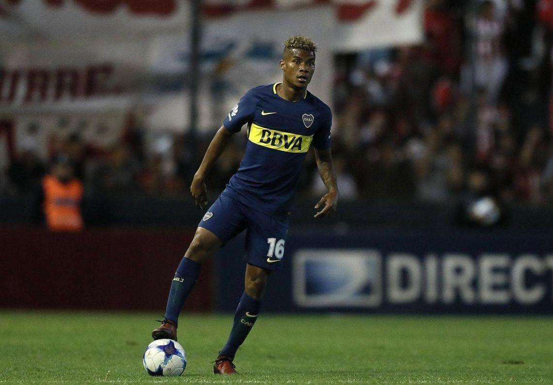 Wilmar Barrios, el equilibrio del Boca campeón