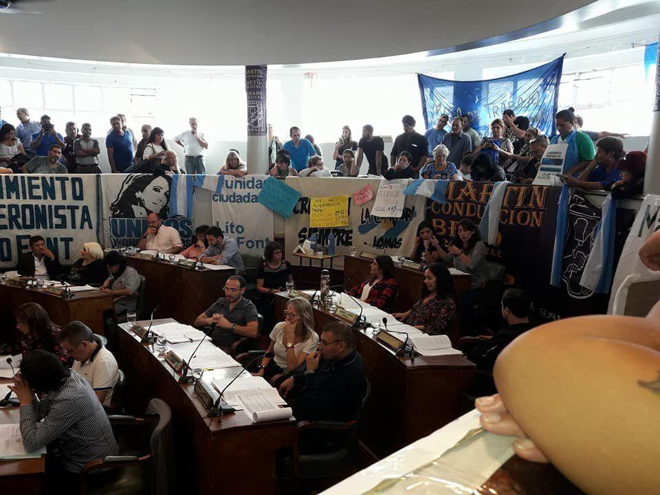 Lomas de Zamora, otro distrito que declara la emergencia tarifaria