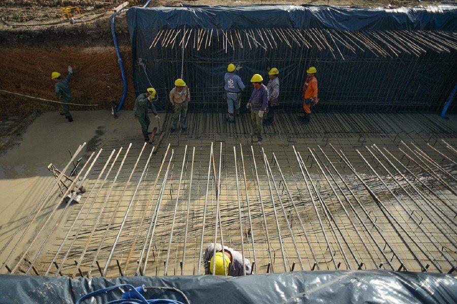 Una obra para prevenir las inundaciones en Laferrere