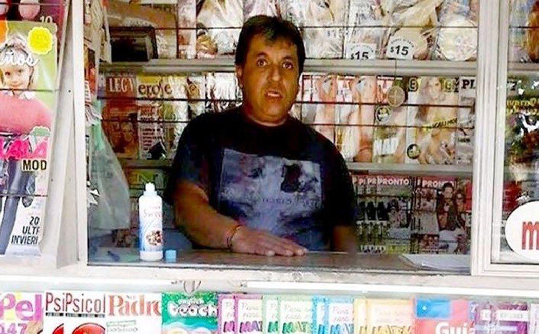 Caseros: condenaron a un joven por el asesinato del diariero Carlos Manduca