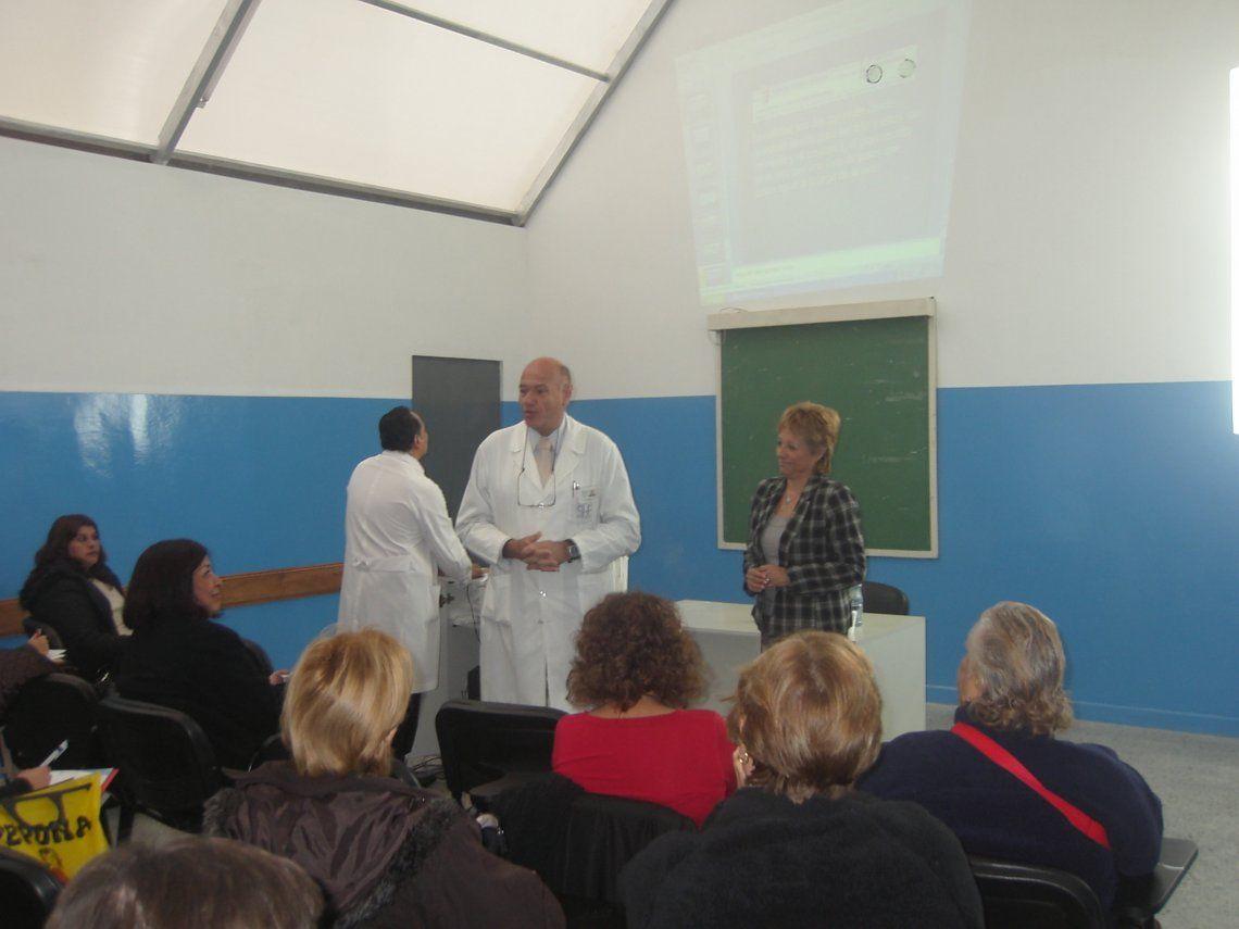 La medicina neurolingüística hará  clínicas formativas en hospitales