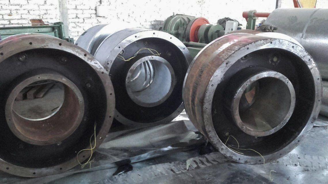 Argentina mantiene el volumen de exportación de aluminio y acero a EEUU