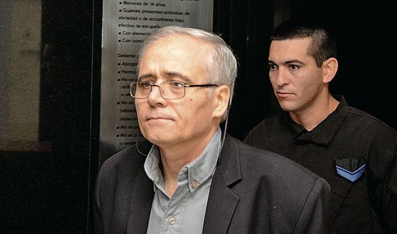 dEl proceso judicial contra el sacerdote Justo Ilarraz comenzó el 16 de abril.